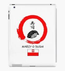 Dreaming of Sushi - Poland 2 iPad Case/Skin