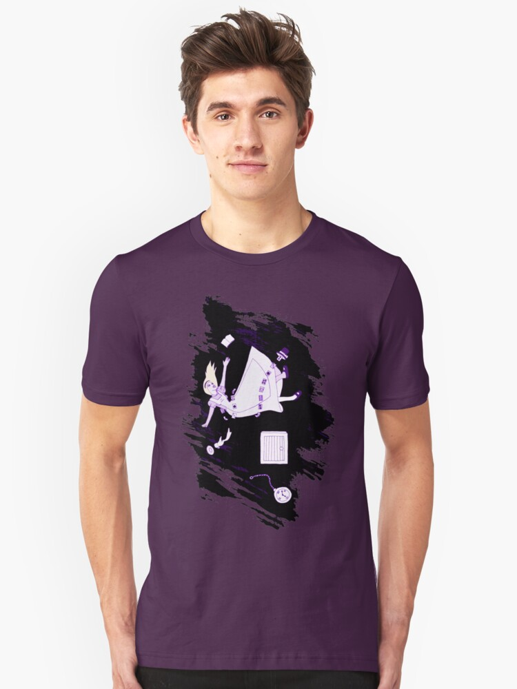 Alice Unisex T-Shirt Front