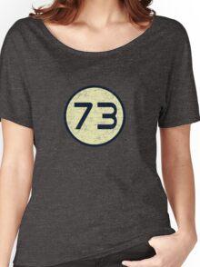 Sheldon's 73 Women's Relaxed Fit T-Shirt