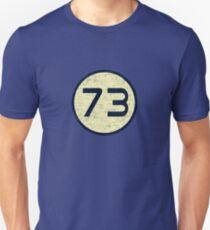 Sheldon's 73 Unisex T-Shirt