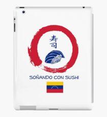 Dreaming of Sushi - Venezuela 2 iPad Case/Skin