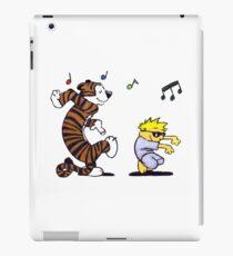 Calvin And Hobbes Fun iPad Case/Skin