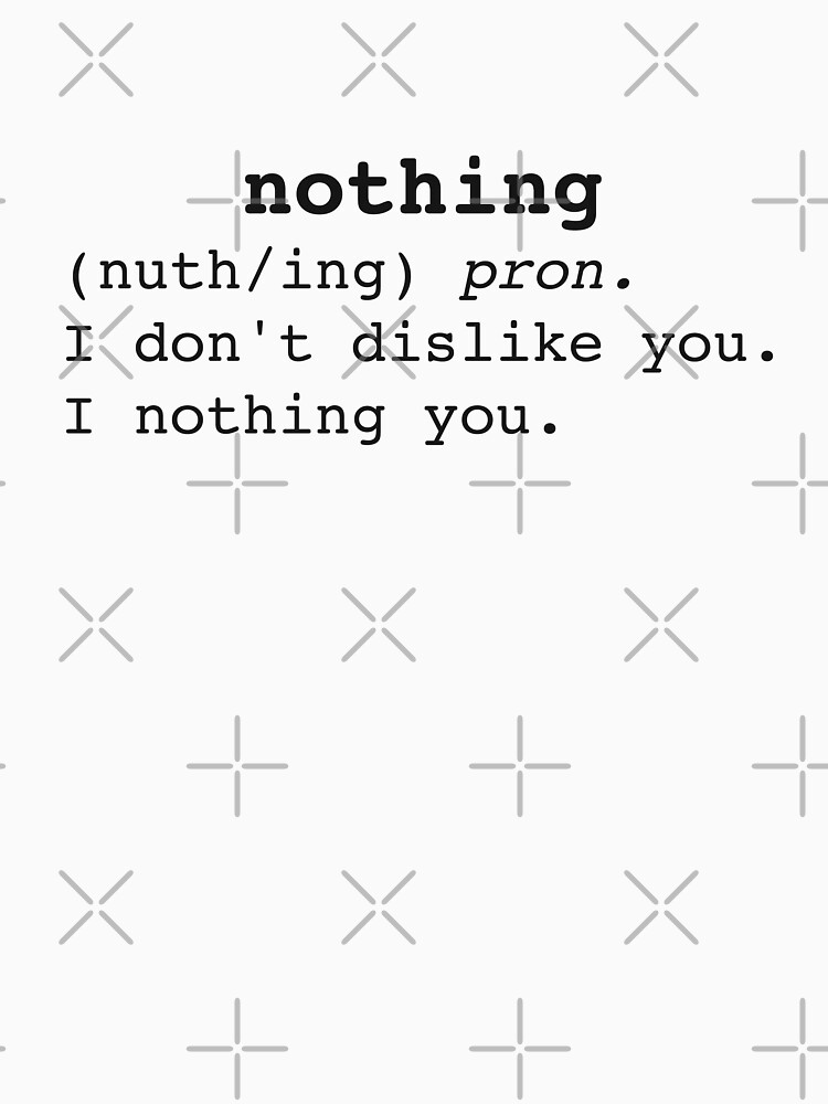 I nothing you by PerfectDisguise