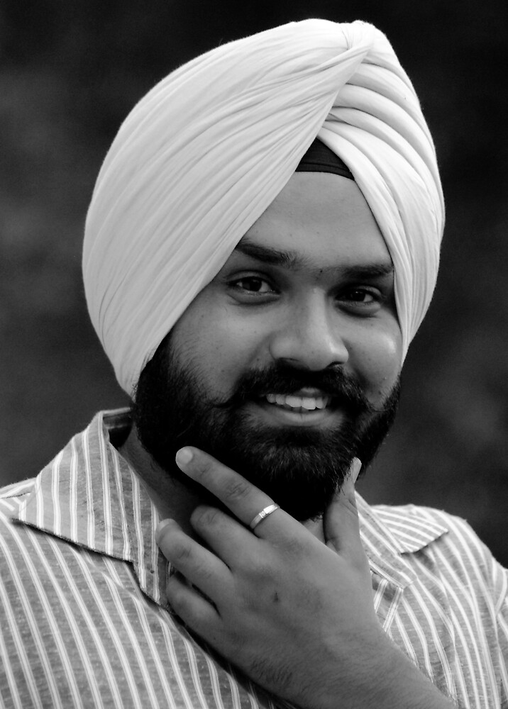 Portrait new 2 by Dr. Harmeet Singh