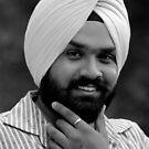 Portrait new 2 by Dr. Harmeet Singh