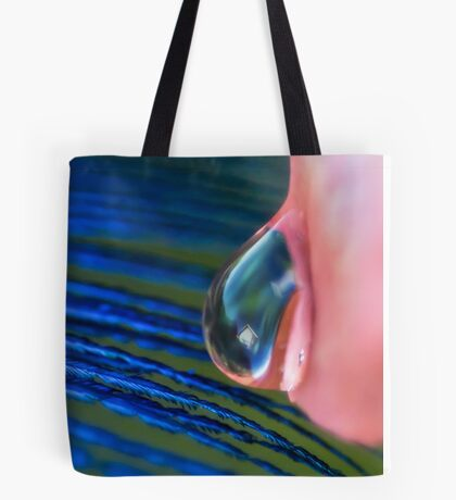 Touch of Blue Pleasure Tote Bag