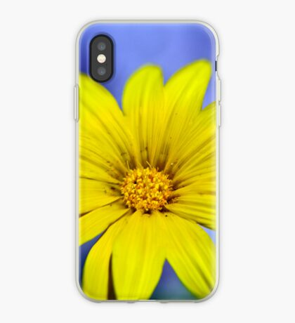 Itsy Bitsy Yellow Flower - iPhone5 Cover iPhone Case