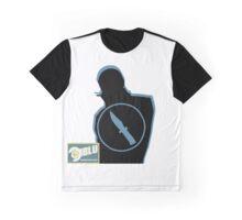 BLU Spy - Team Fortress 2 Graphic T-Shirt