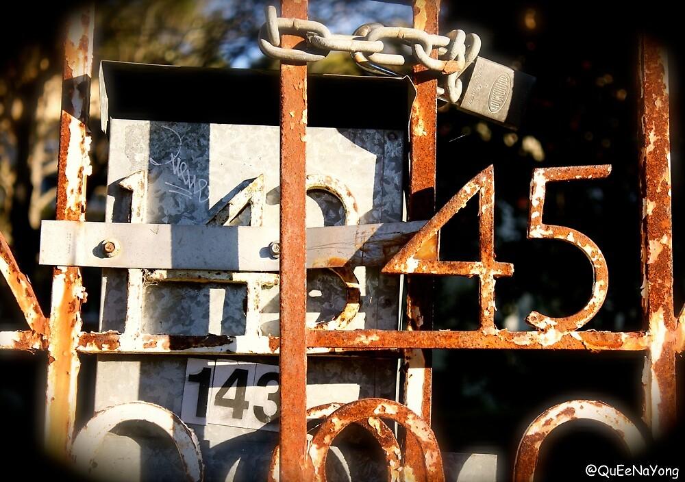 Numbers Game : 2 by Queenayong
