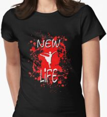 New Life Women's Fitted T-Shirt