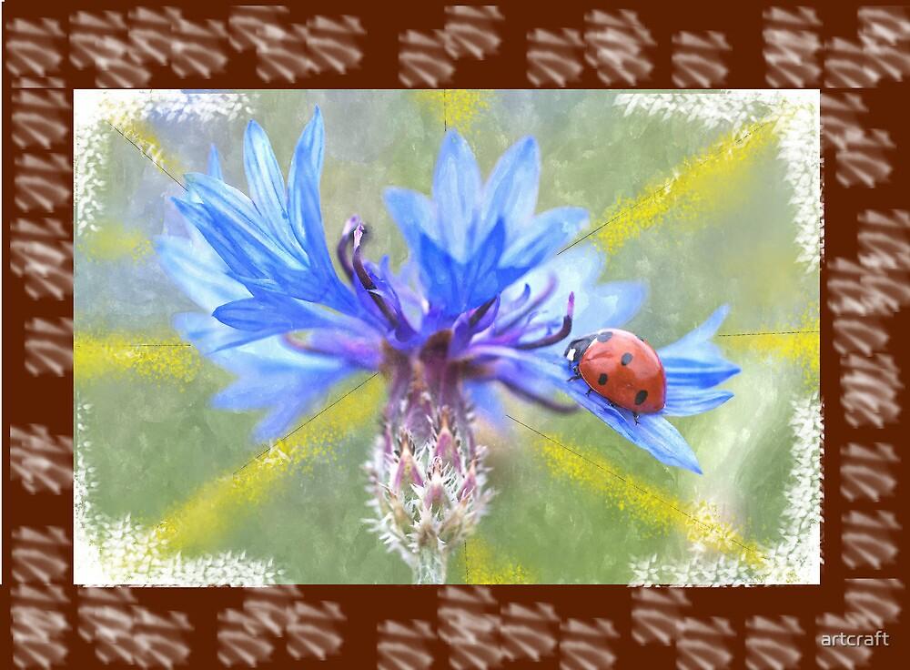Blue Love ! by artcraft