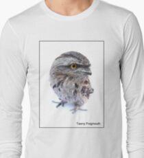 Tawny Frogmouth Long Sleeve T-Shirt