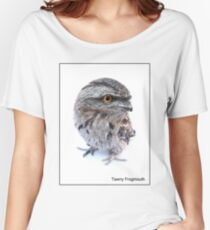 Tawny Frogmouth Women's Relaxed Fit T-Shirt