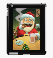 Santa's New Years Eve! iPad Case/Skin