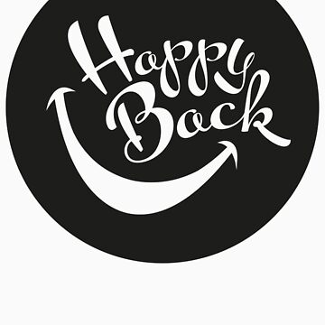 Happy Back Uniform 5 by Happyback