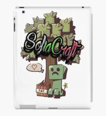 SofiaCraft Server iPad Case/Skin