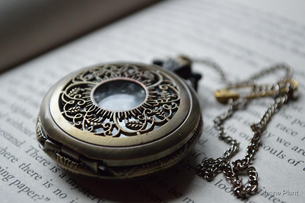 Pocket Watch Two by Jayne Plant