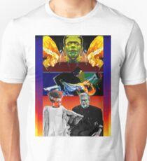 Bride Triptych Unisex T-Shirt