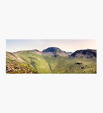 Above Ennerdale Photographic Print