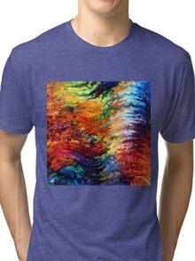 modern composition 14 by rafi talby Tri-blend T-Shirt