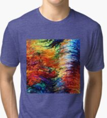 modern composition 14 by rafi talby Tri-blend T-Shirt