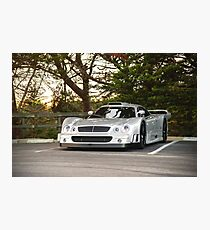 Mercedes-Benz CLK GTR Super Sport Photographic Print