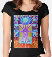 Melancholy Women's Fitted Scoop T-Shirt