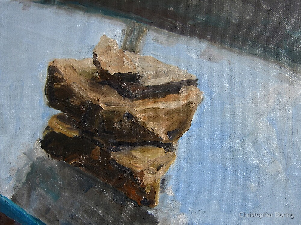 Rock Stack #3 by Christopher Boring