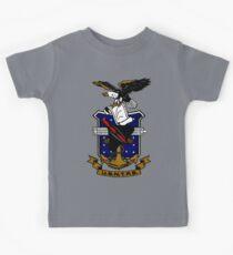 Test Pilot School (USNTPS) Crest Kids Tee