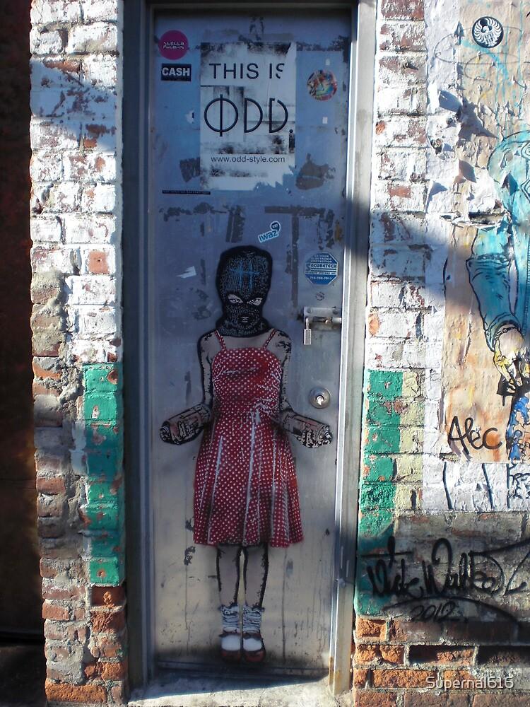 Brooklyn Grafitti 4 by Supernal616