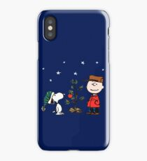 A Charlie Brown Christmas iPhone Case