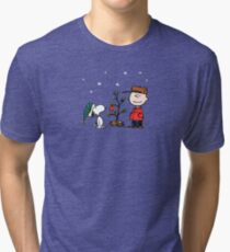 A Charlie Brown Christmas Tri-blend T-Shirt