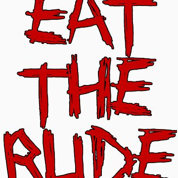 Hannibal: Eat the Rude by kpop-consultant