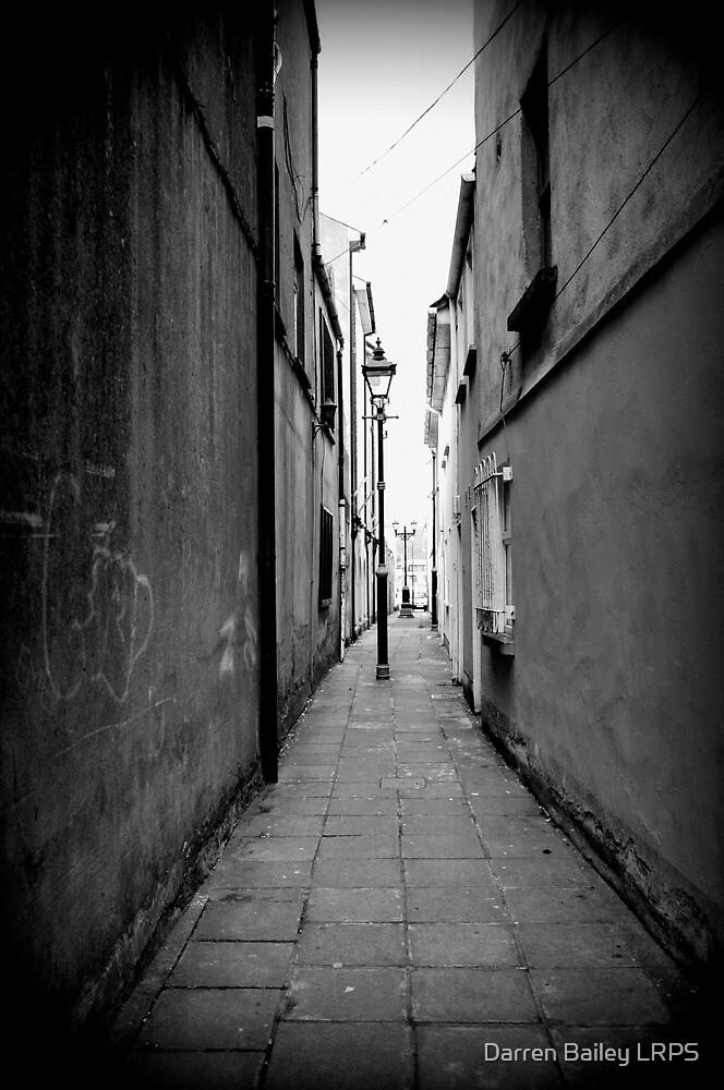 The hidden alley  by Darren Bailey LRPS