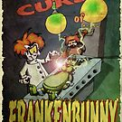 Frankenbunny by Michael Dodge