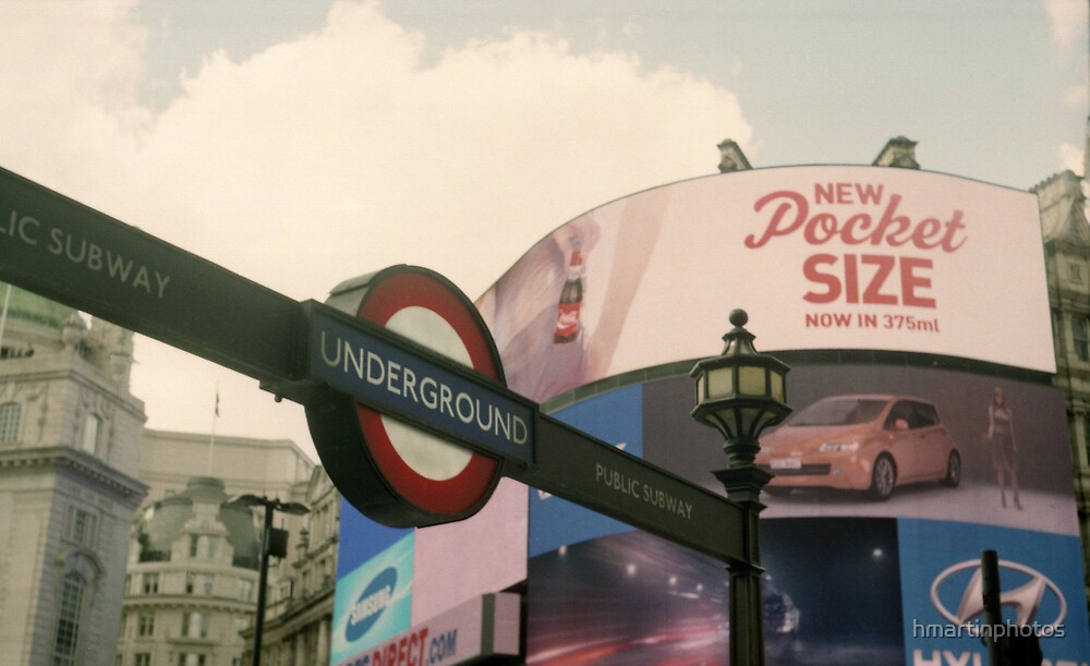 Piccadilly Circus by hmartinphotos