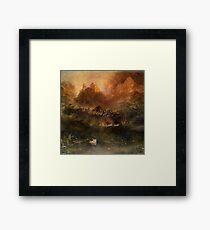 Monsalvat Framed Print