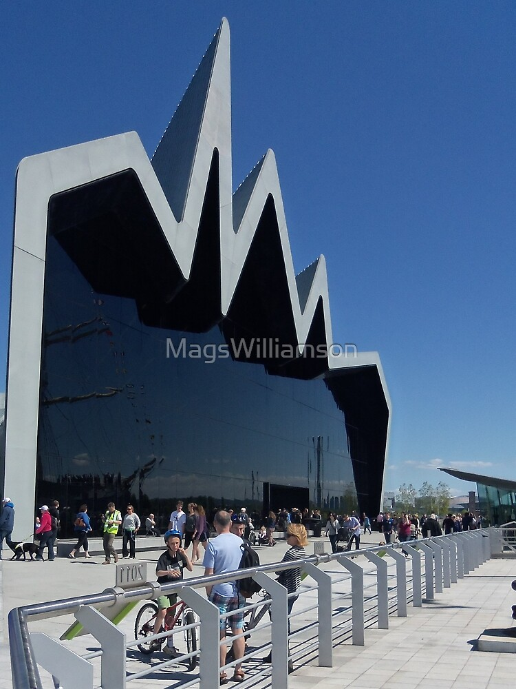Riverside Museum, Glasgow by MagsWilliamson