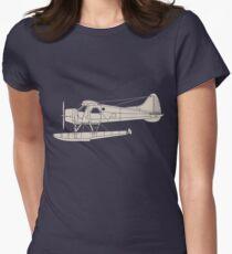 de Havilland Canada (DHC-2) Beaver Women's Fitted T-Shirt