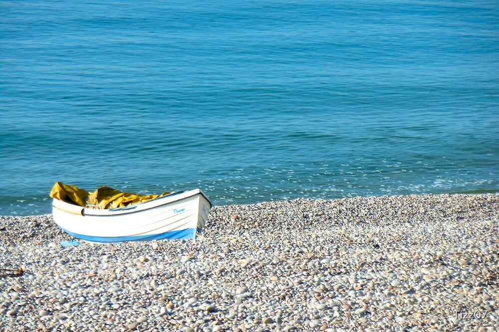 Rowing boat by Tizz07