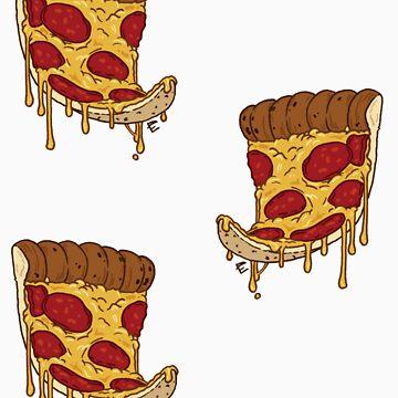 Pizza Minis by scythelliot