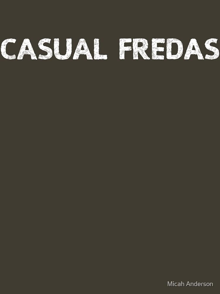 Casual Fredas by Miachalistic