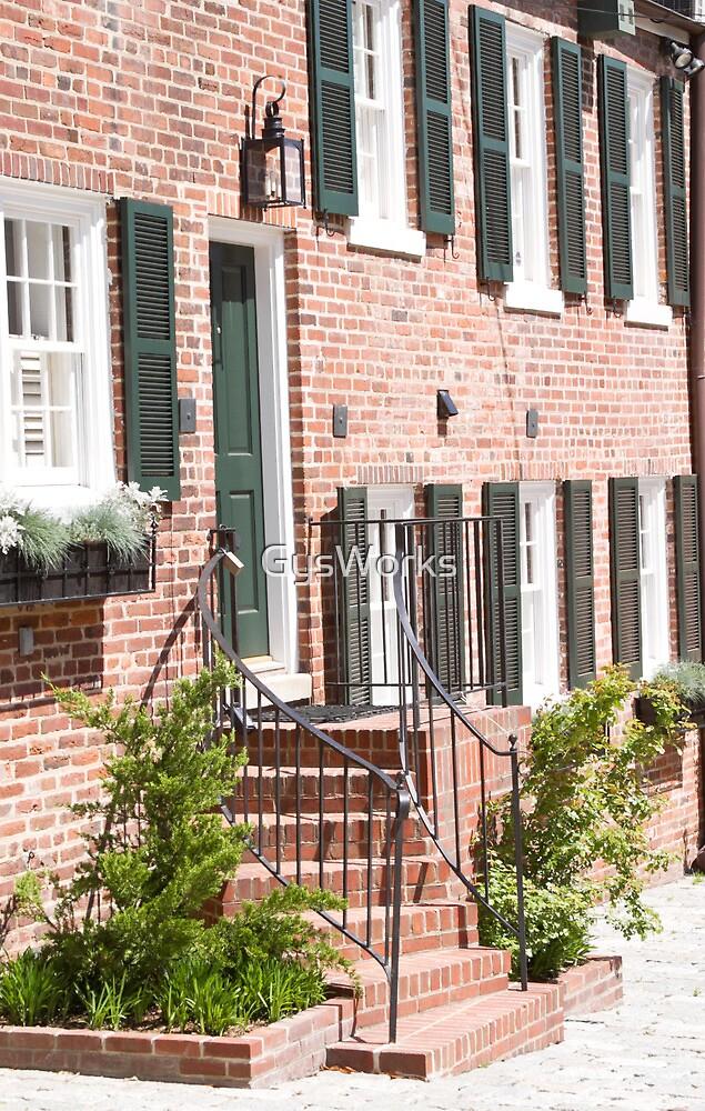 Georgetown, Washington DC Townhouse by GysWorks