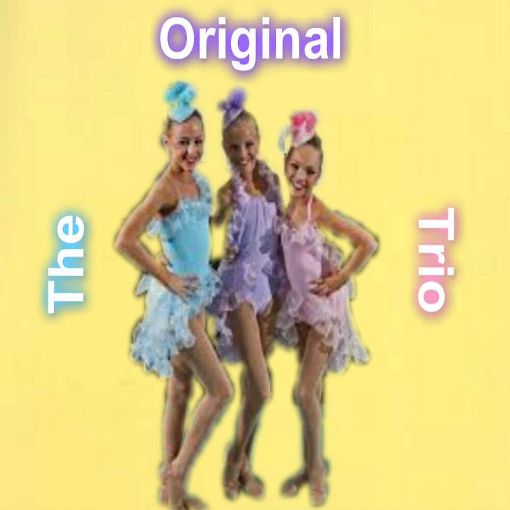 Original Trio (Chloe, Paige, Maddie) by DanceMomsMerch
