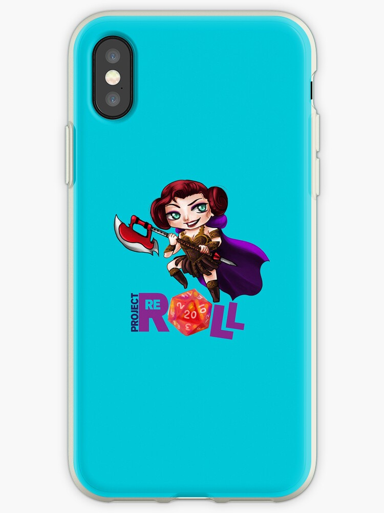 Project Reroll iPhone & iPod Cases by ProjectReroll