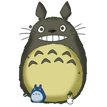 My NEIGHBOUR Totoro by HoGoZ