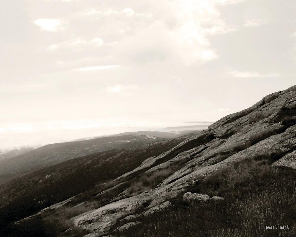 Mountain Pass by earthart