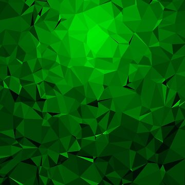 Geometric Green by MrJaMilne