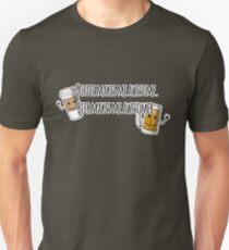 Coffee Vs. Beer T-Shirt
