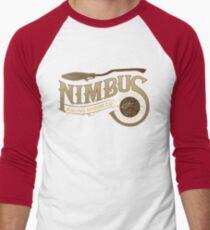Broom rider Men's Baseball ¾ T-Shirt